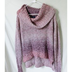 ombré layered American Eagle sweater